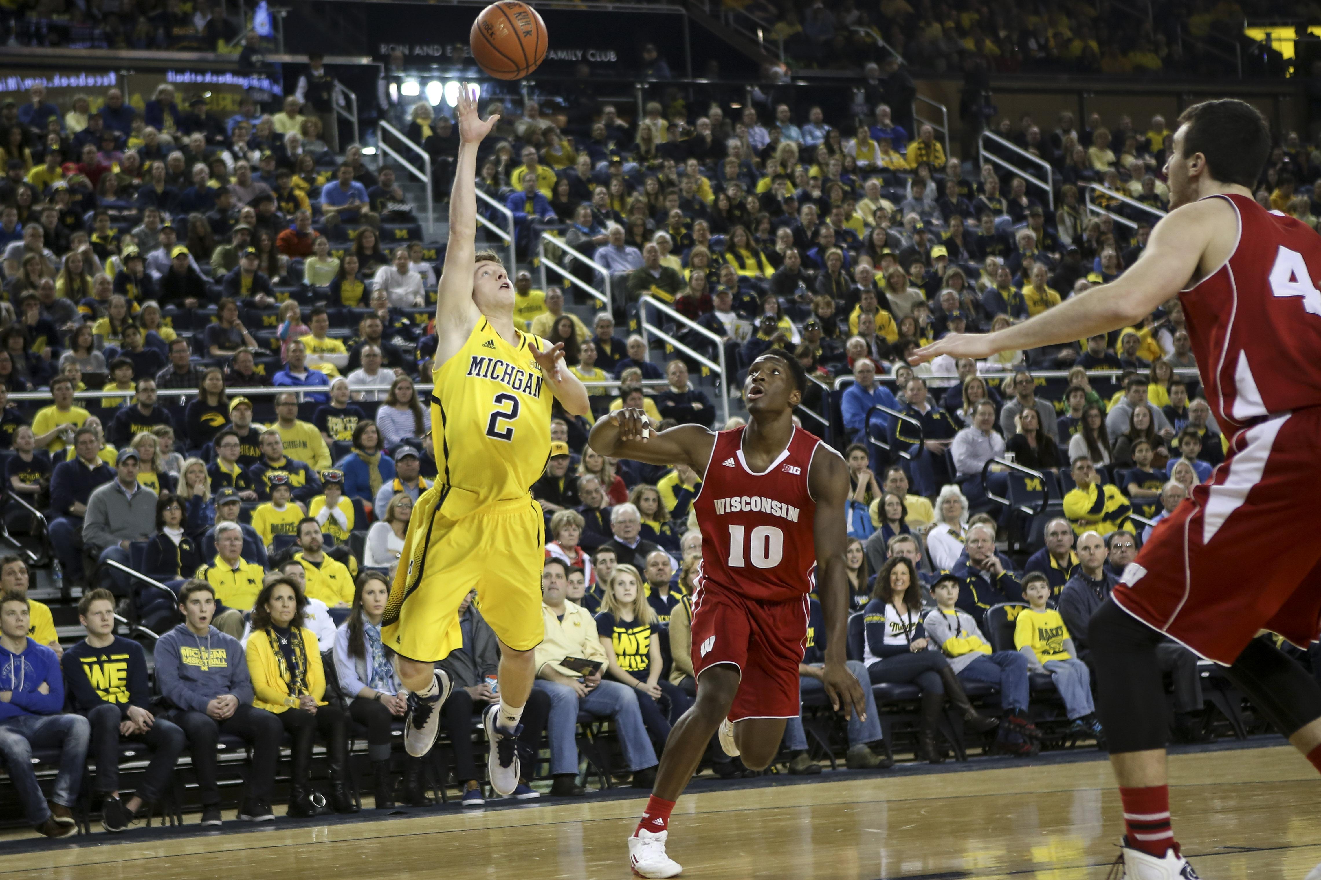 Wisconsin 69, Michigan 64 – #4
