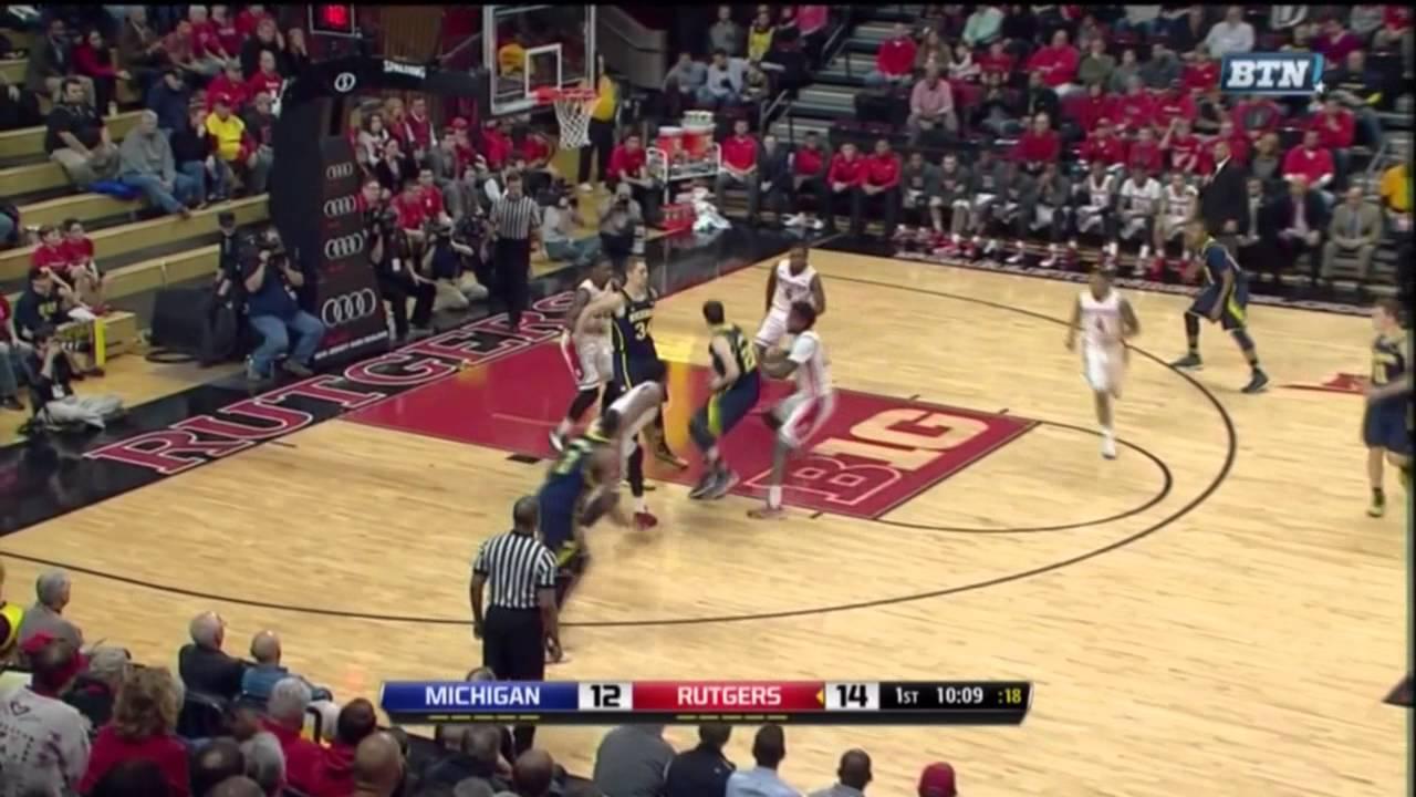 Five Key Plays: Michigan at Rutgers