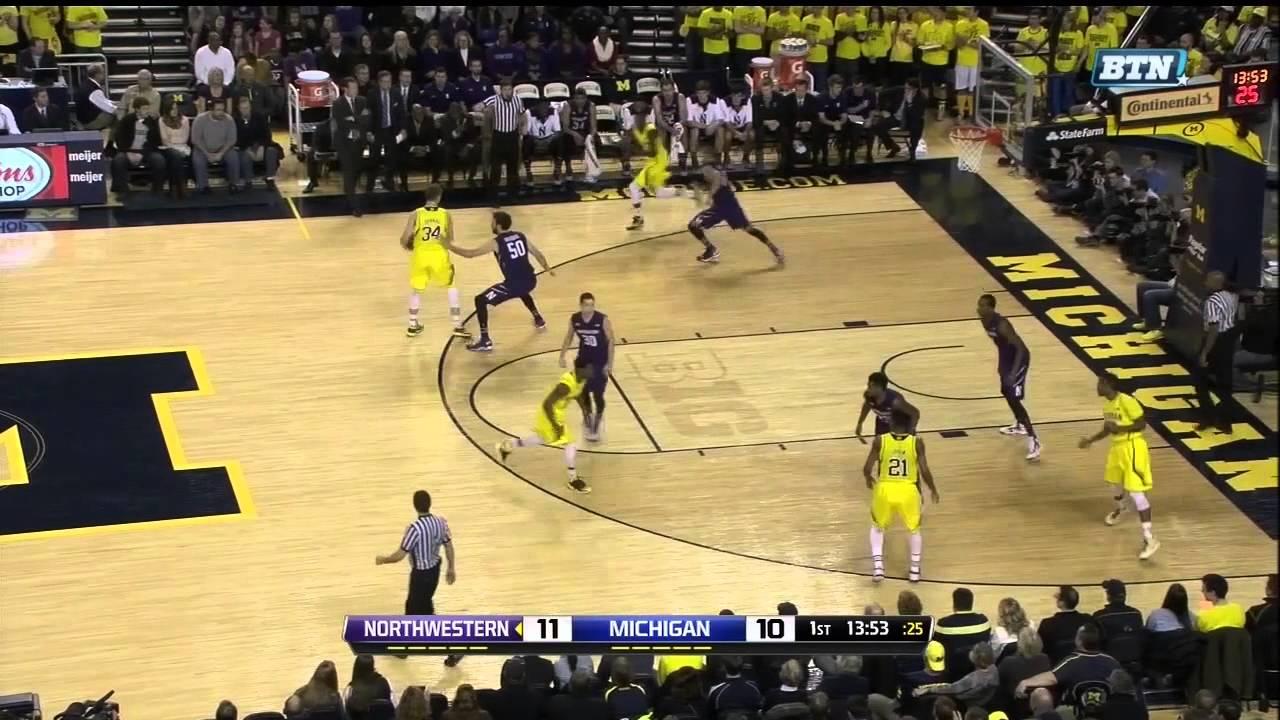 Five Key Plays: Northwestern at Michigan