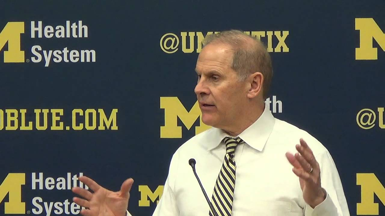 John Beilein recaps slim win over Northwestern