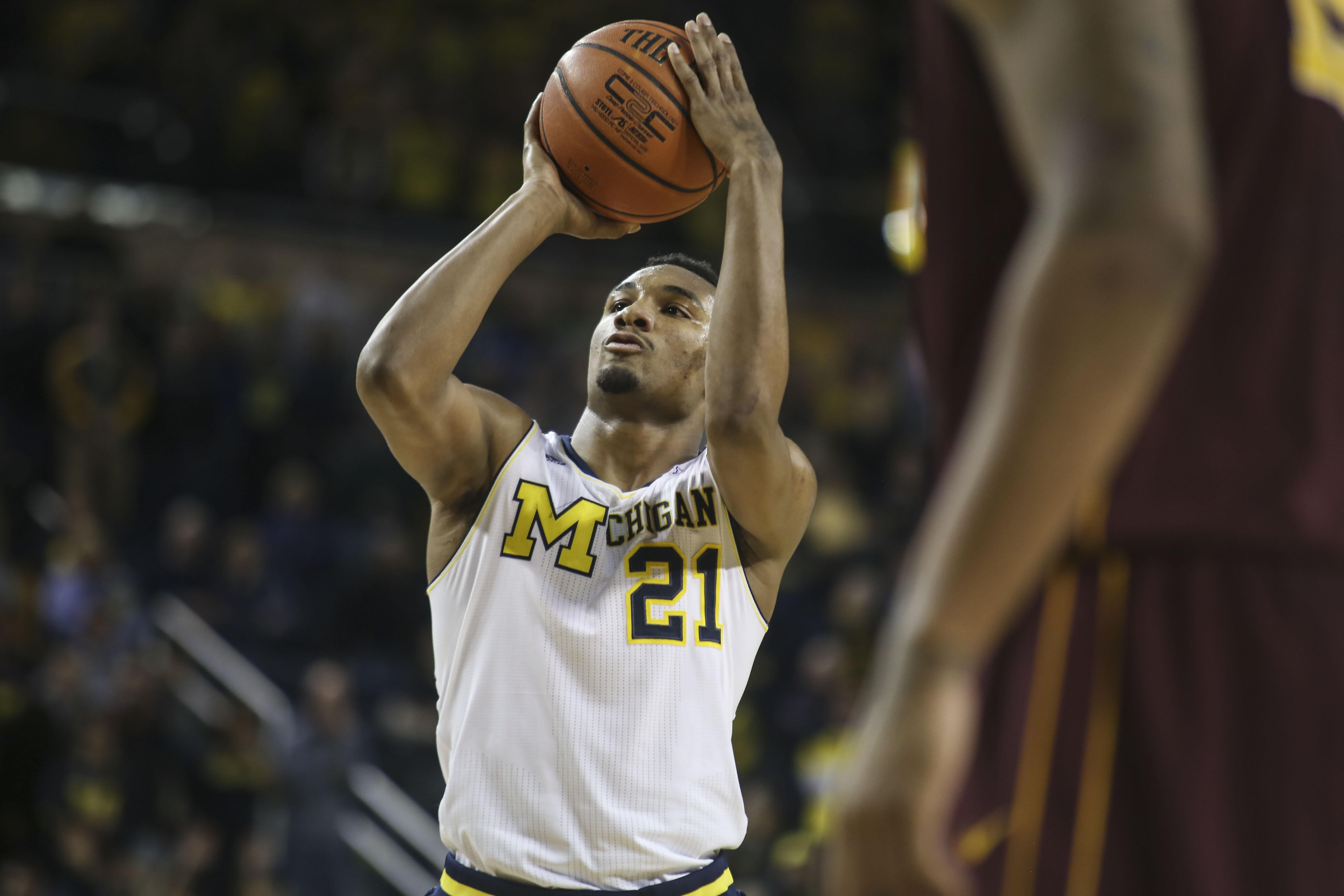 Michigan 62, Minnesota 57 – #27