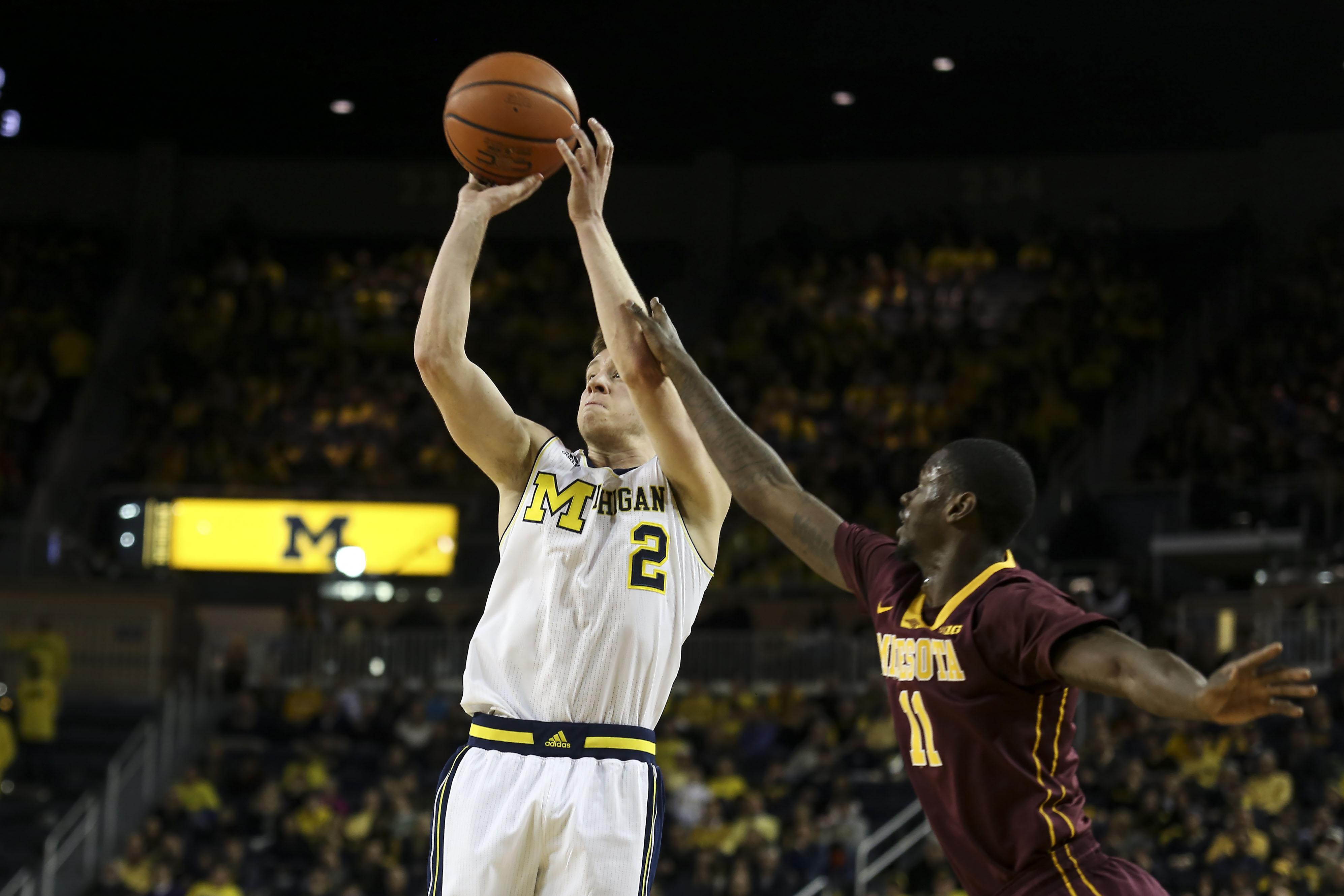 Michigan 62, Minnesota 57 – #13