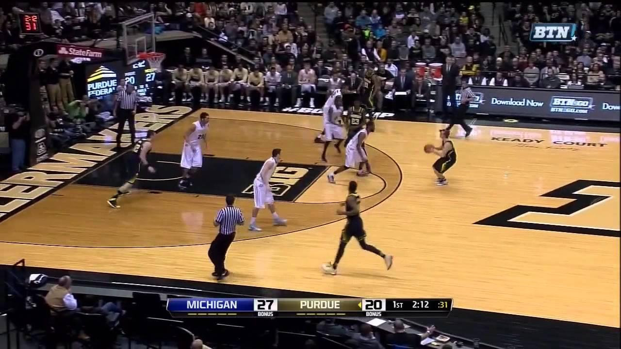 Five Key Plays: Michigan at Purdue