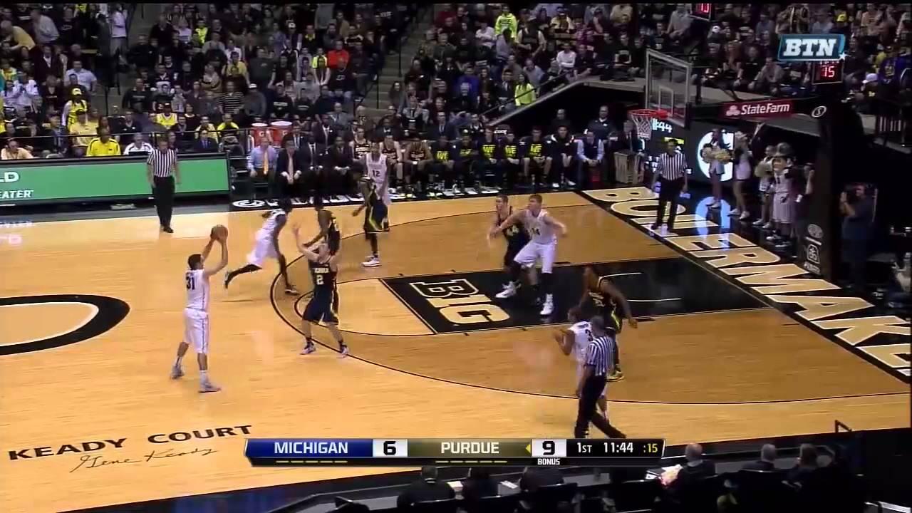Five Key Plays – Michigan at Purdue