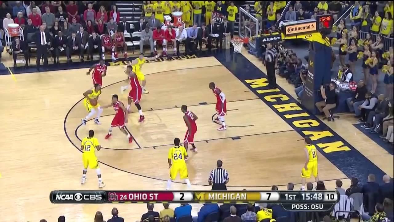 Five Key Plays Ohio State