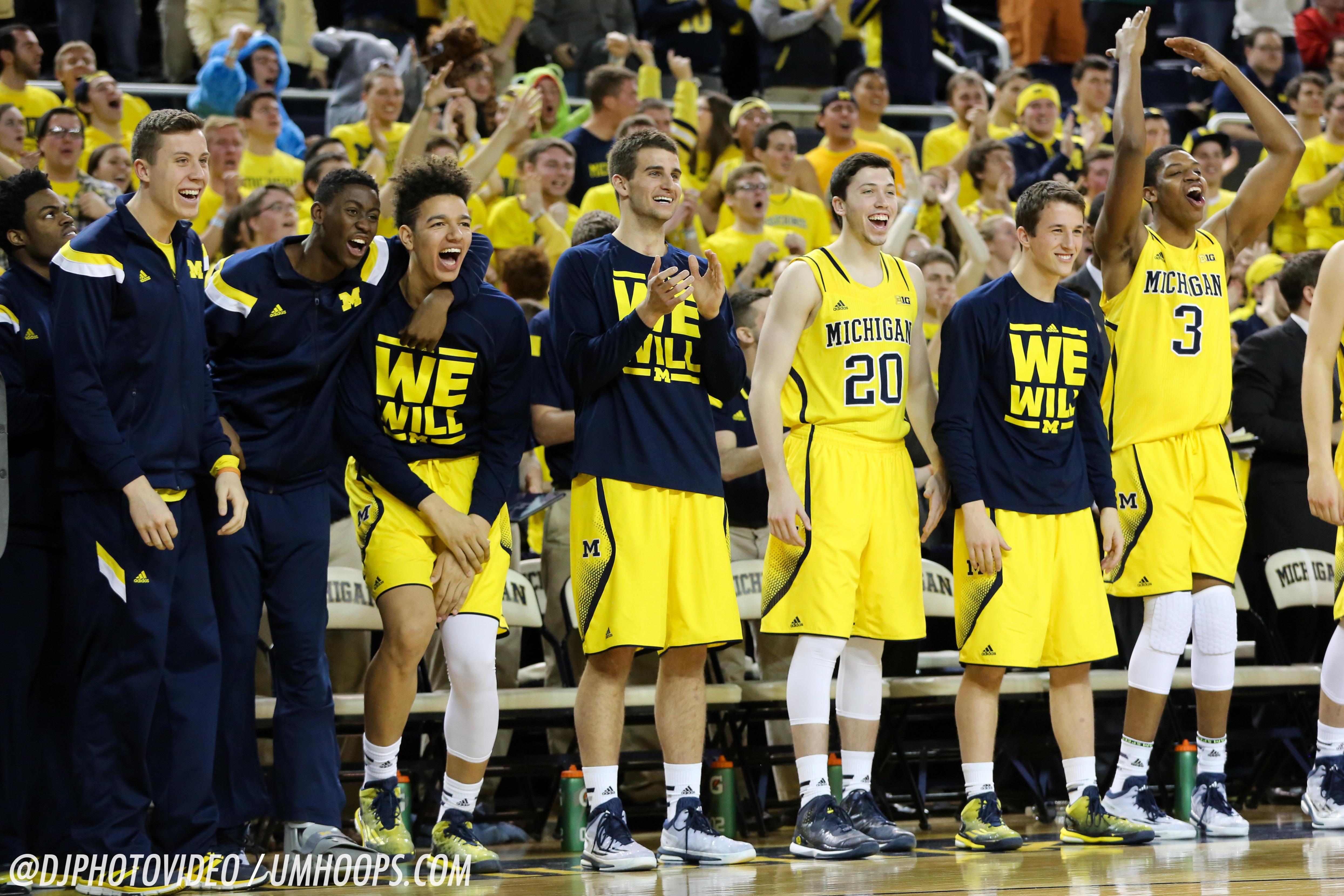 Michigan 64, Ohio State 57-28