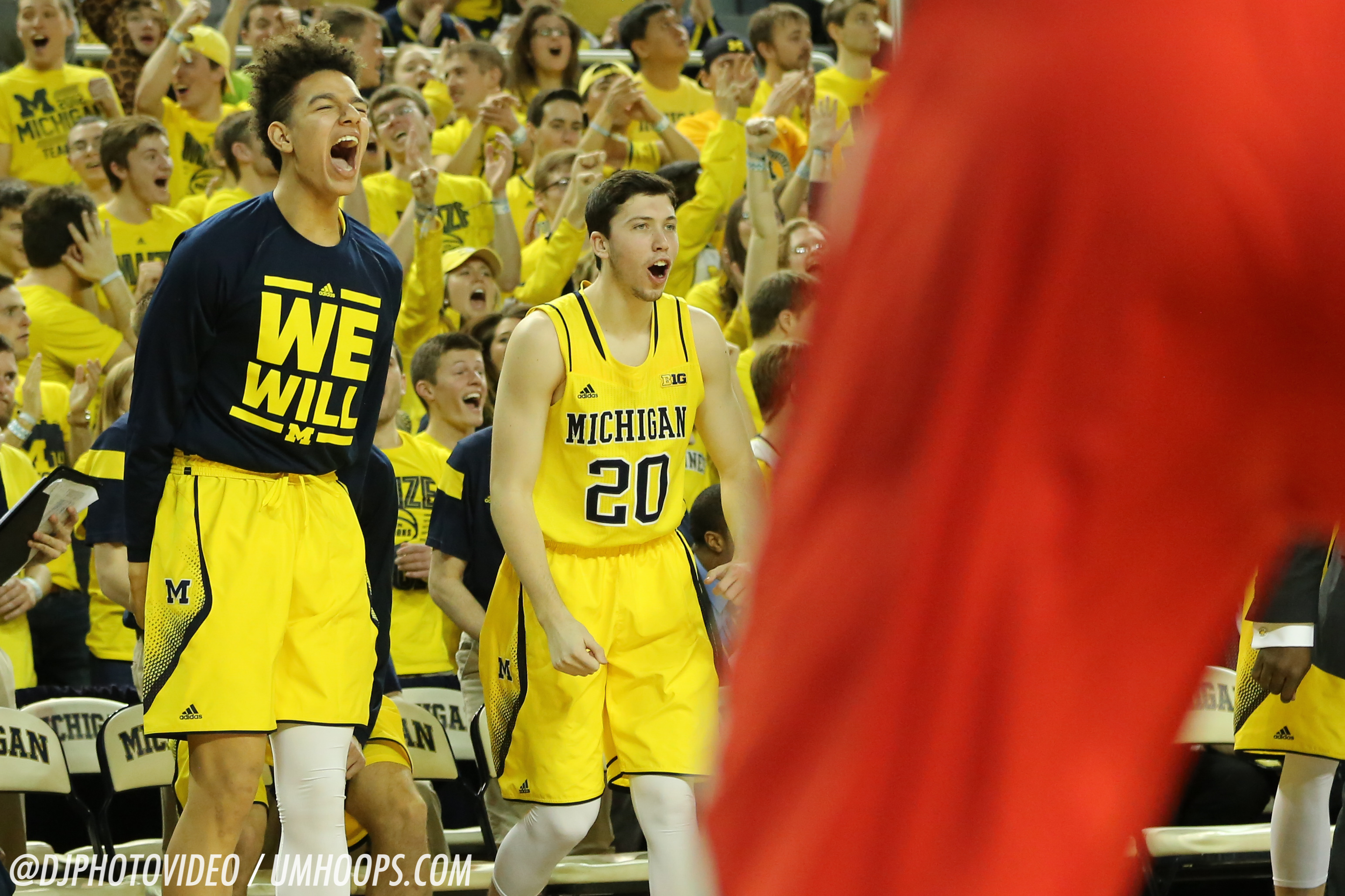 Michigan 64, Ohio State 57-25