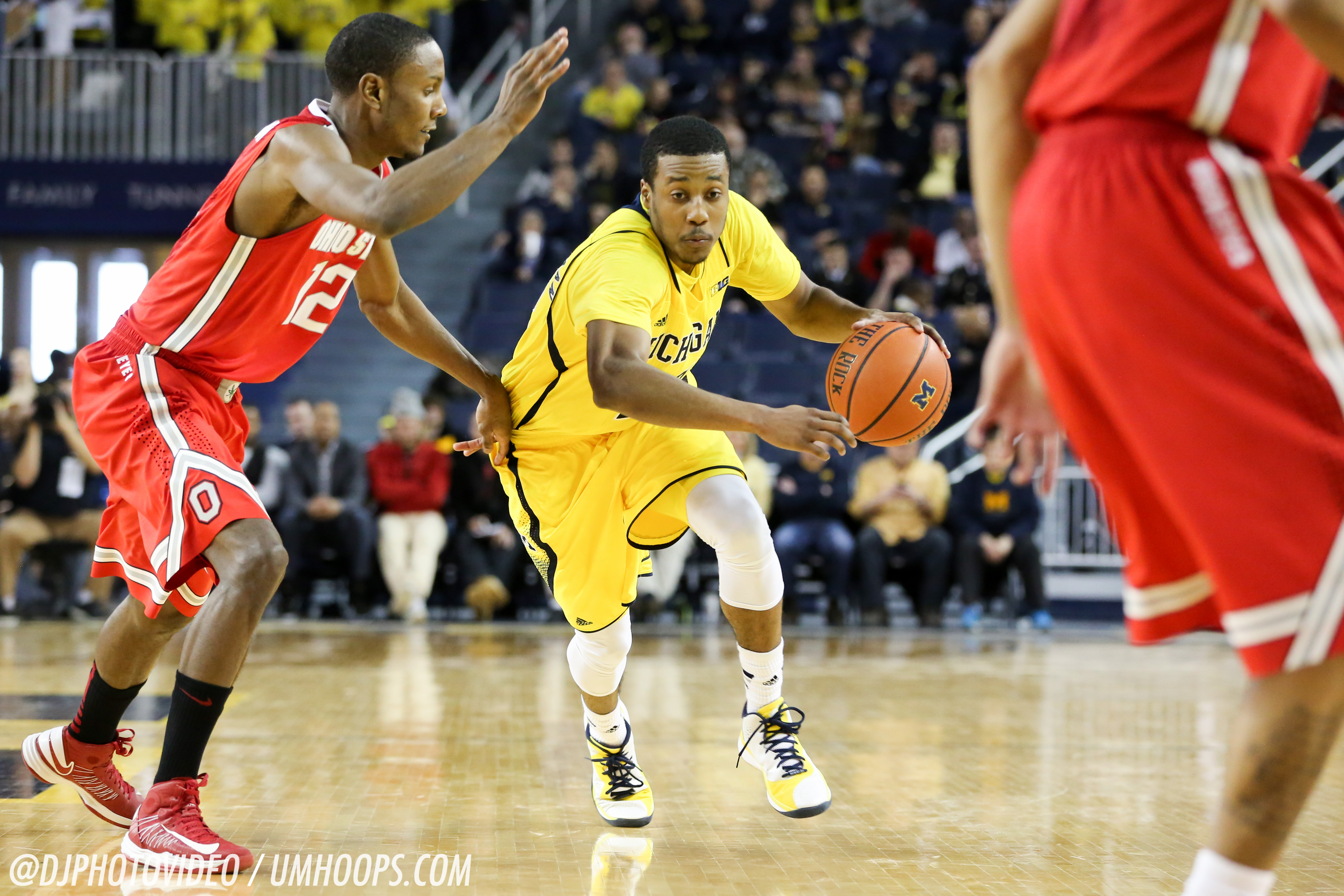 Michigan 64, Ohio State 57-17