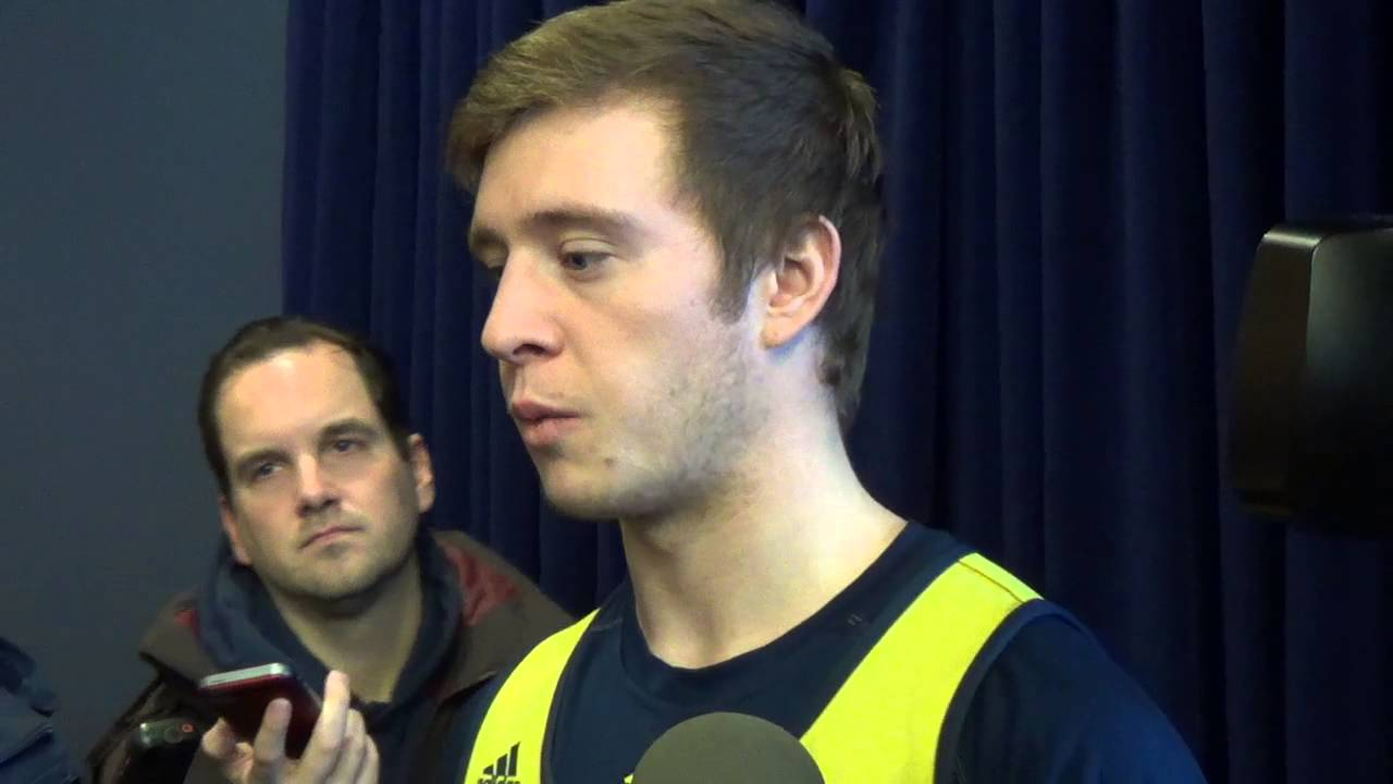 Video: John Beilein, Spike Albrecht and Zak Irvin preview Michigan State