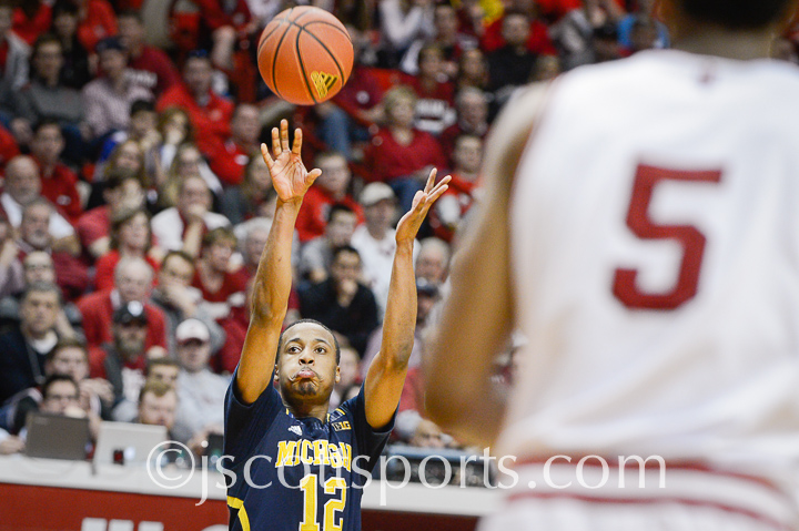 Indiana 70, Michigan 67 – #11