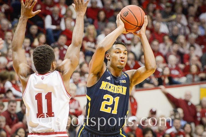 Indiana 70, Michigan 67 – #5
