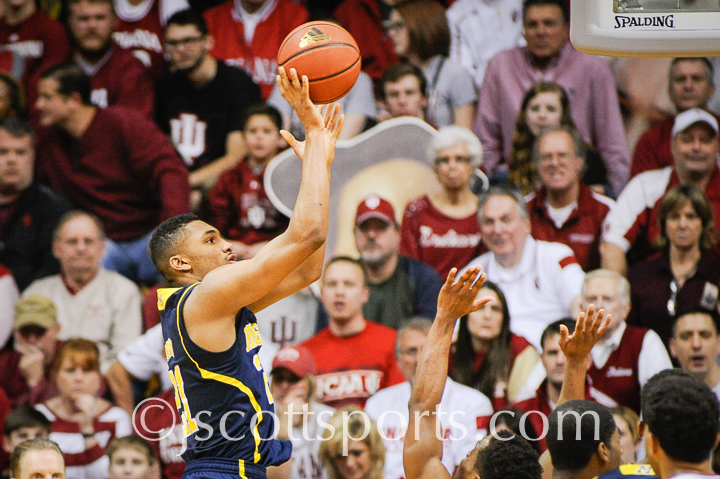 Indiana 70, Michigan 67 – #2