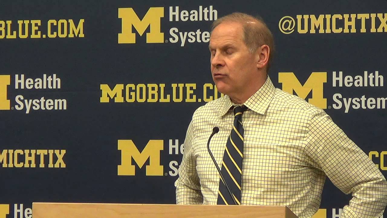 John Beilein says to crumple it up and move on