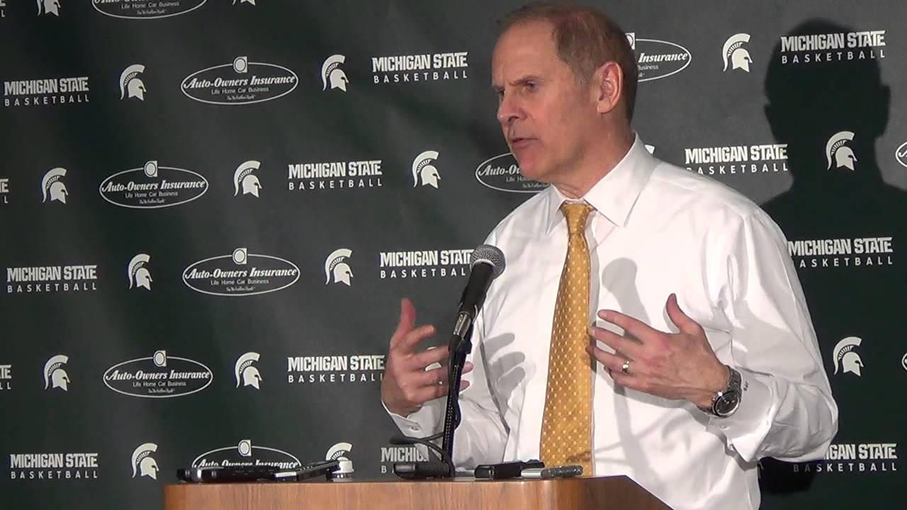 Beilein talks overtime loss to MSU