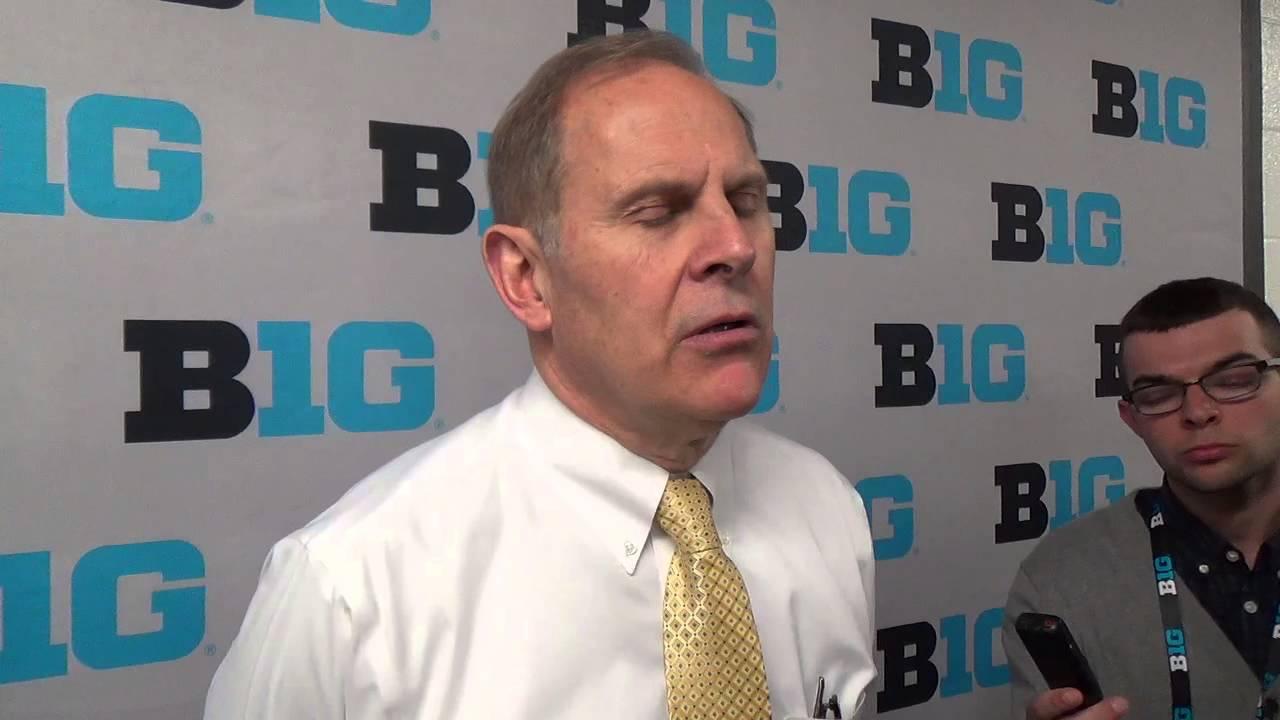 John Beilein recaps Michigan win over Illinois