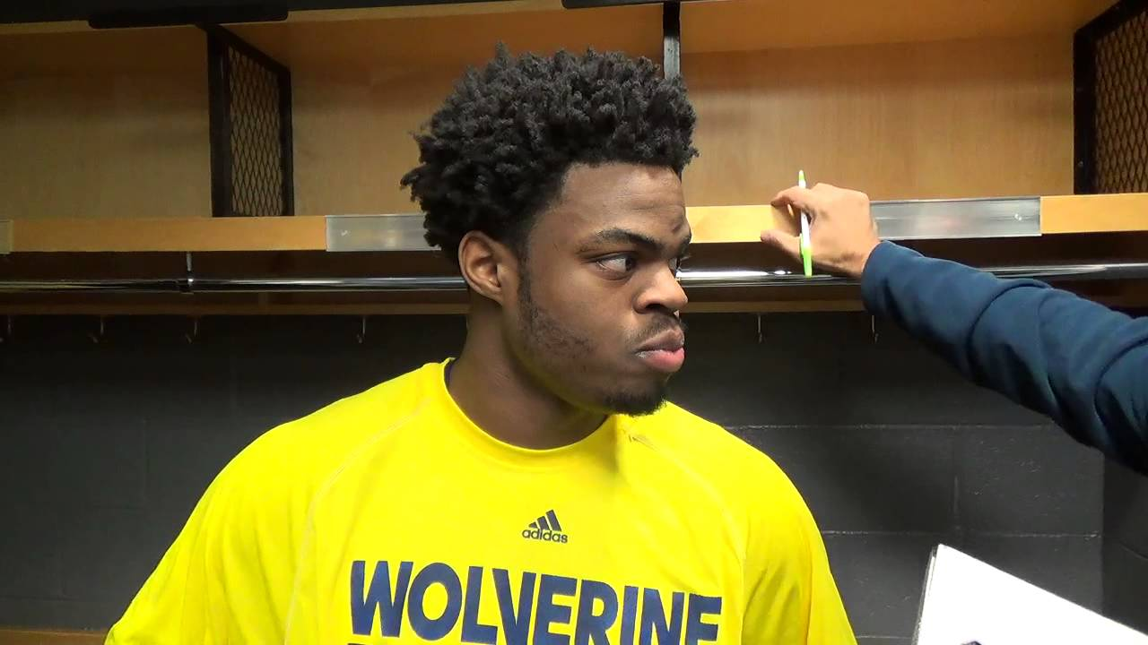 Video: Caris LeVert, Derrick Walton talk injuries, future