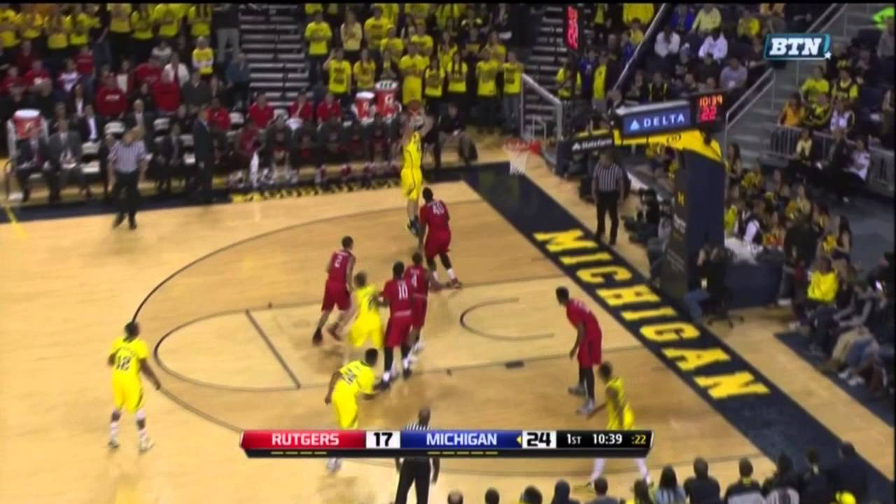 Five Key Plays: Rutgers at Michigan