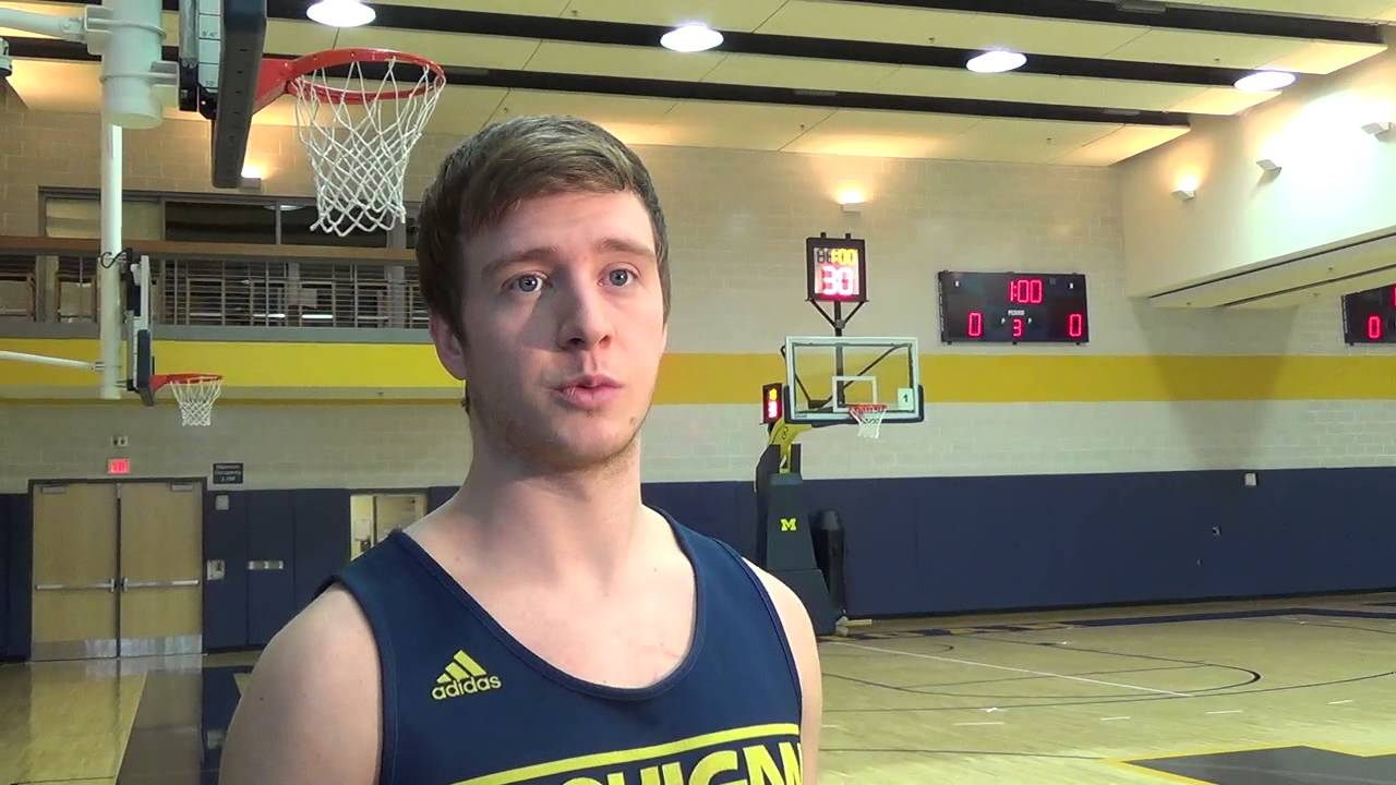 Video: John Beilein, Max Bielfeldt, Zak Irvin and Spike Albrecht preview Rutgers