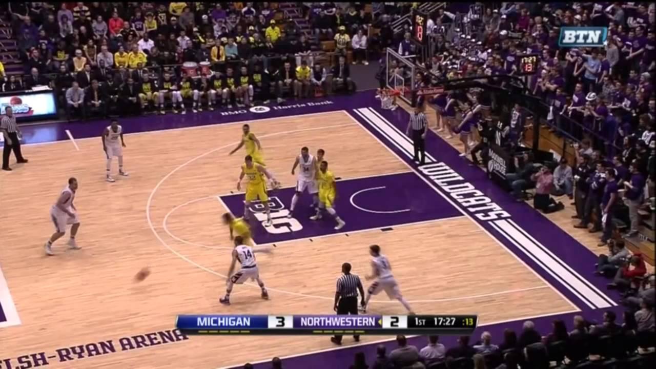 Northwestern 5 Key Plays
