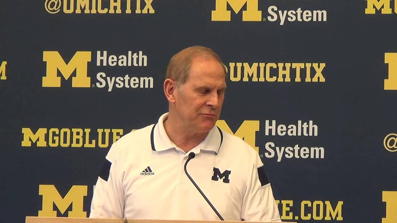 John Beilein discusses difficult season, previews Northwestern