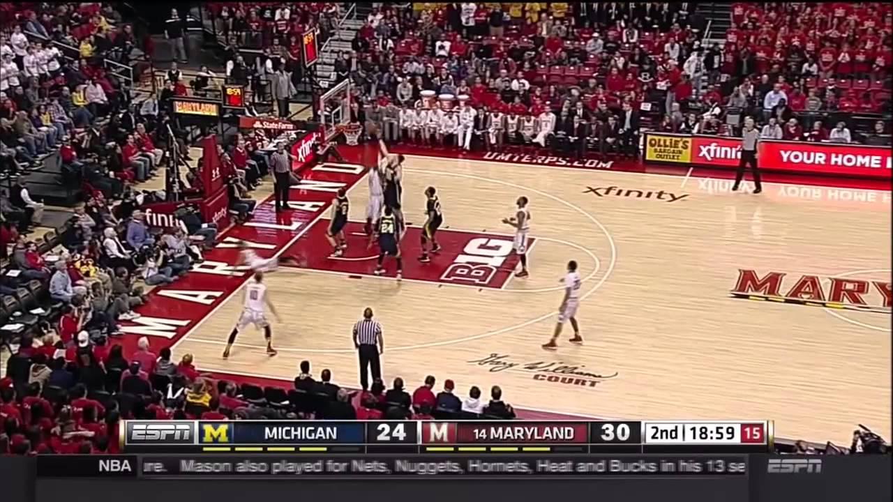 Five Key Plays: Maryland at Michigan