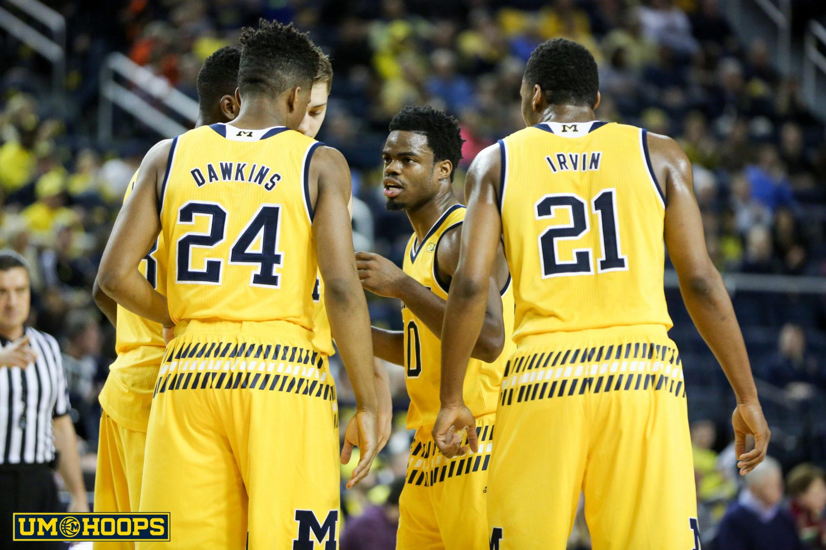Michigan 96, Bryant 60-8