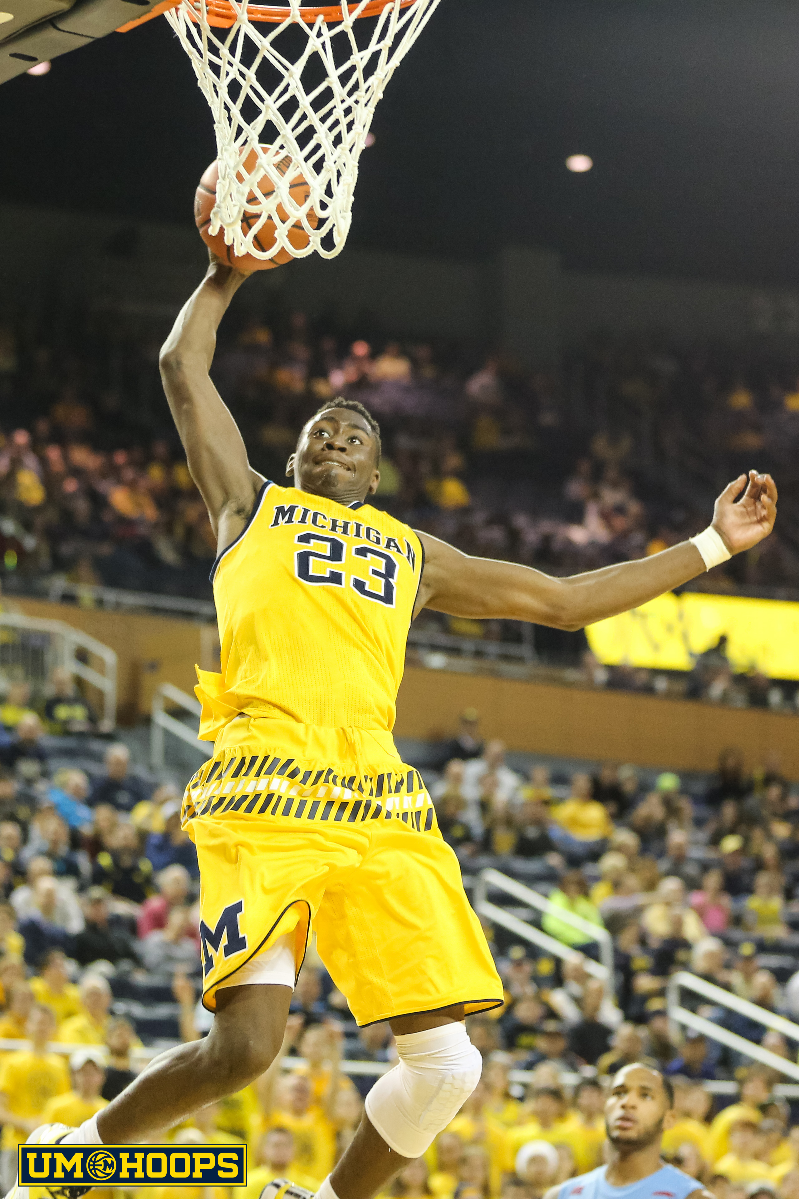 Michigan 80, Delaware State 33-23