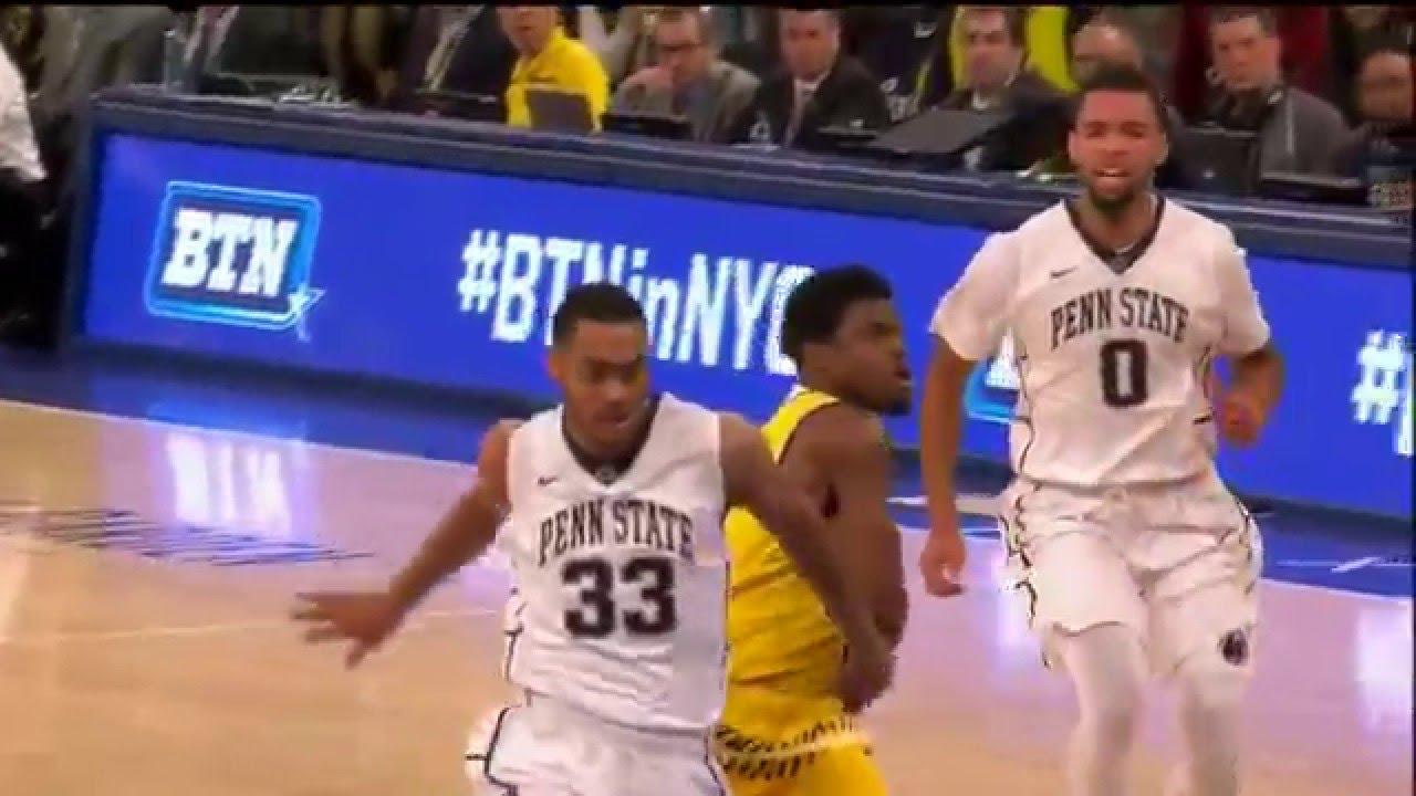 Five Key Plays: Michigan 79, Penn State 72