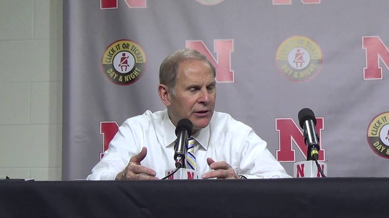 John-Beilein-recaps-win-at-Nebraska