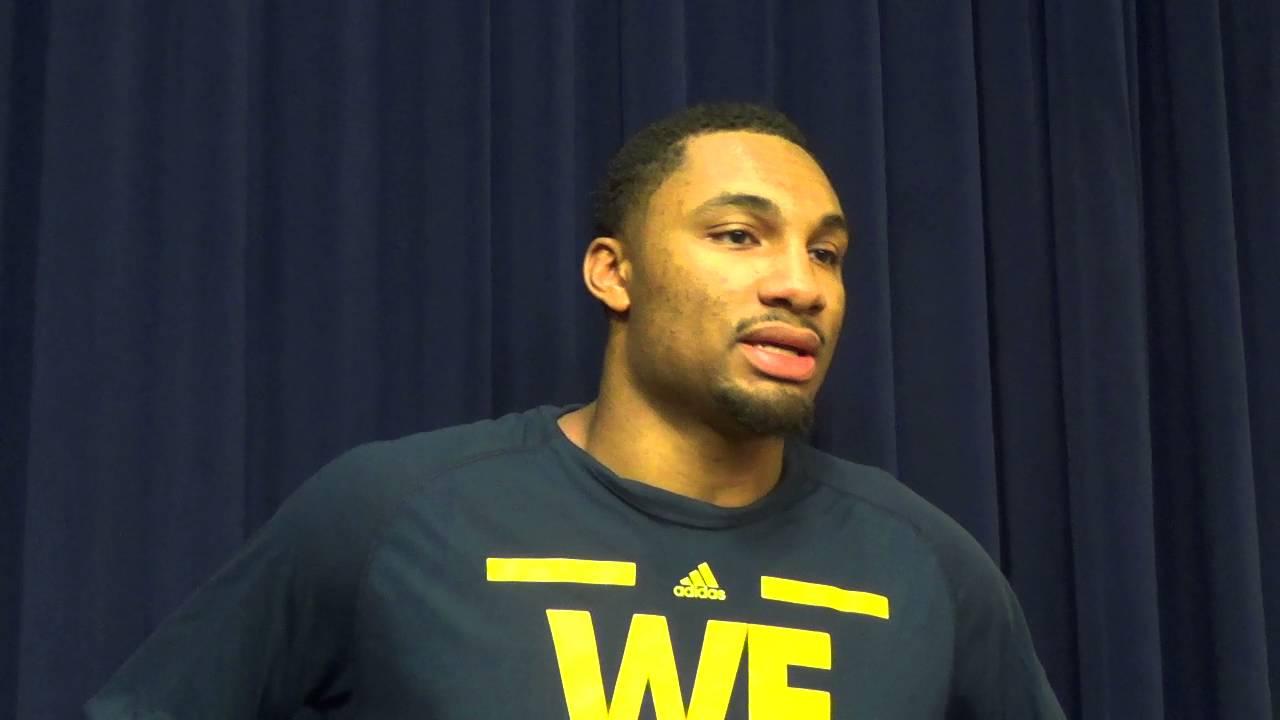 Video: Derrick Walton, Zak Irvin talk win over Minnesota