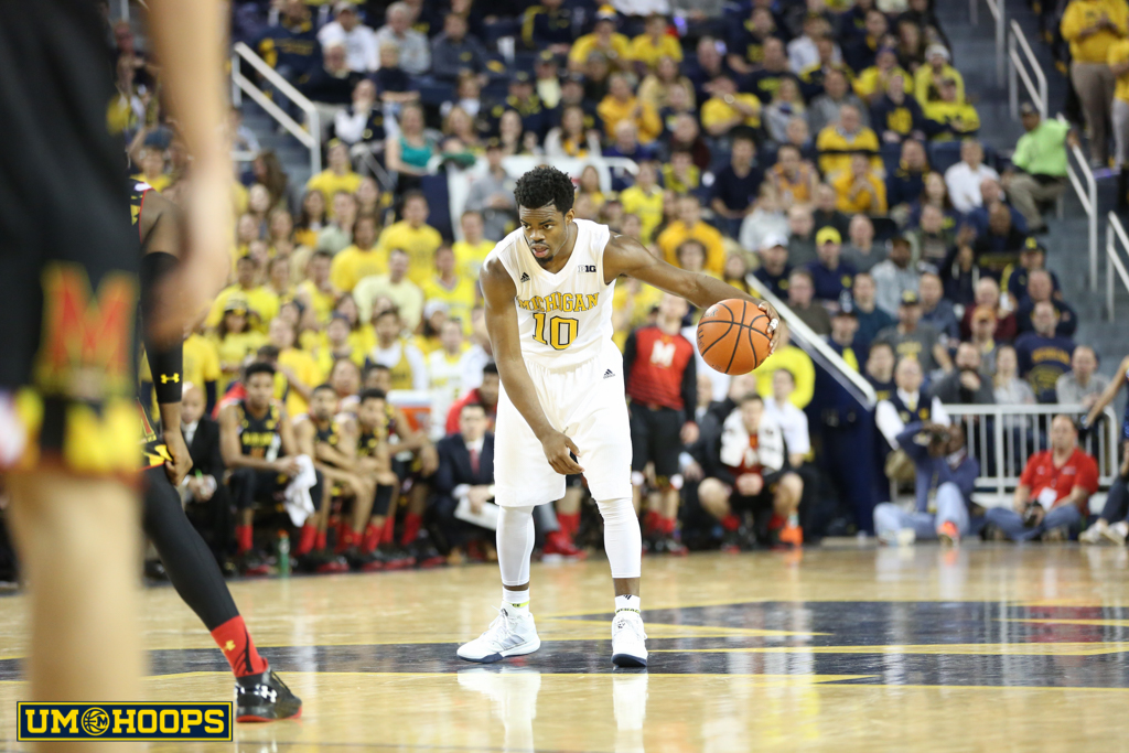 Michigan 70, Maryland 67-28