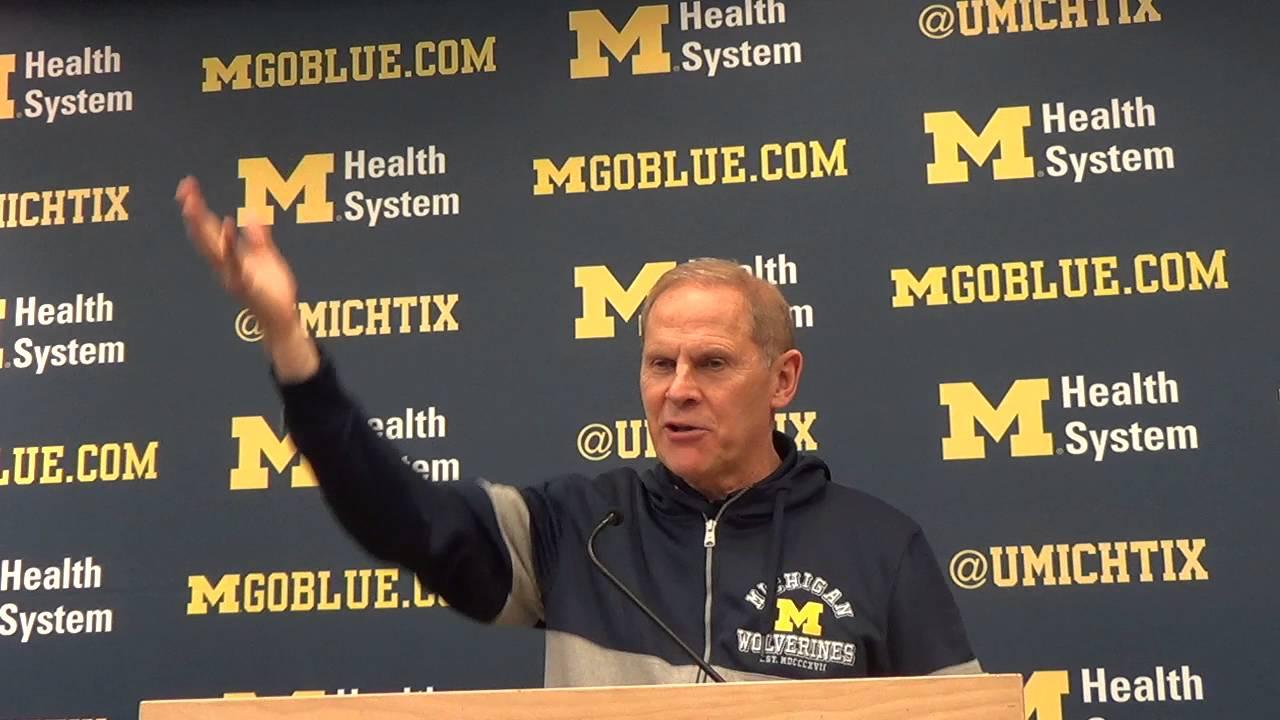 Michigan-basketball-availability-1-11-2016-John-Beilein