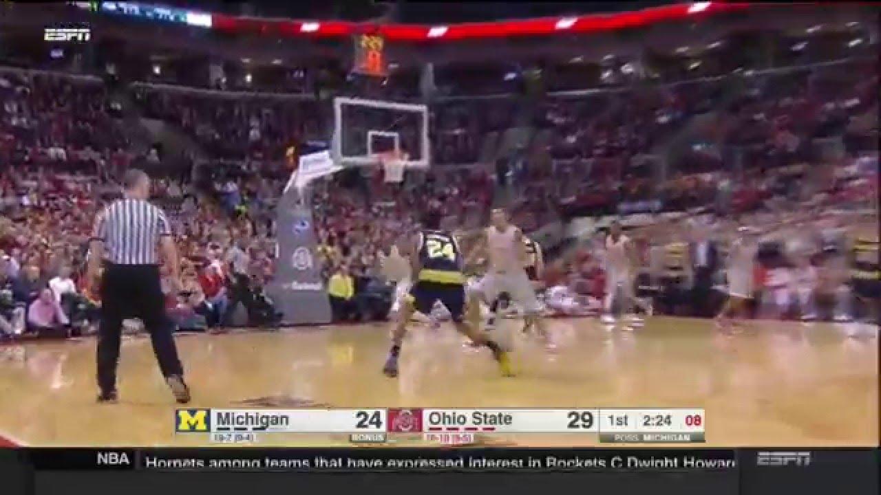 Five Key Plays: Ohio State 76, Michigan 66