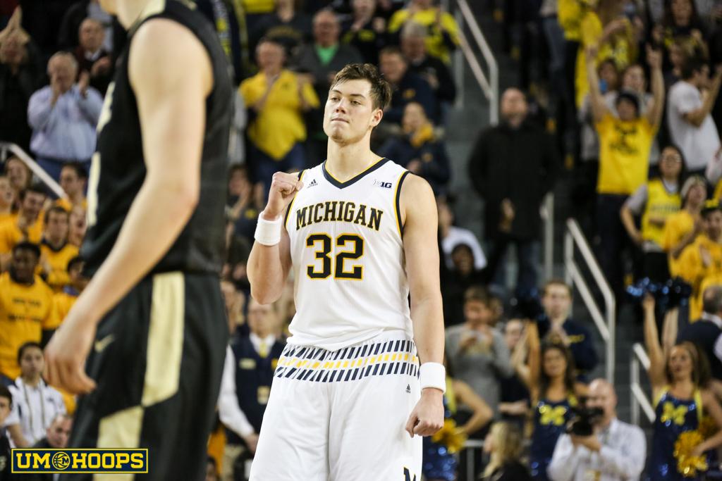 Michigan 61, Purdue 56-30