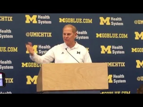 Video: John Beilein, Derrick Walton and Mark Donnal preview Michigan State