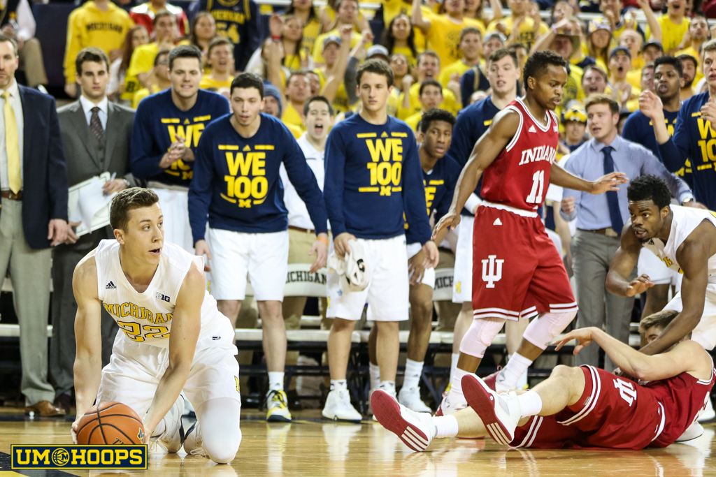 Indiana 80, Michigan 67-4