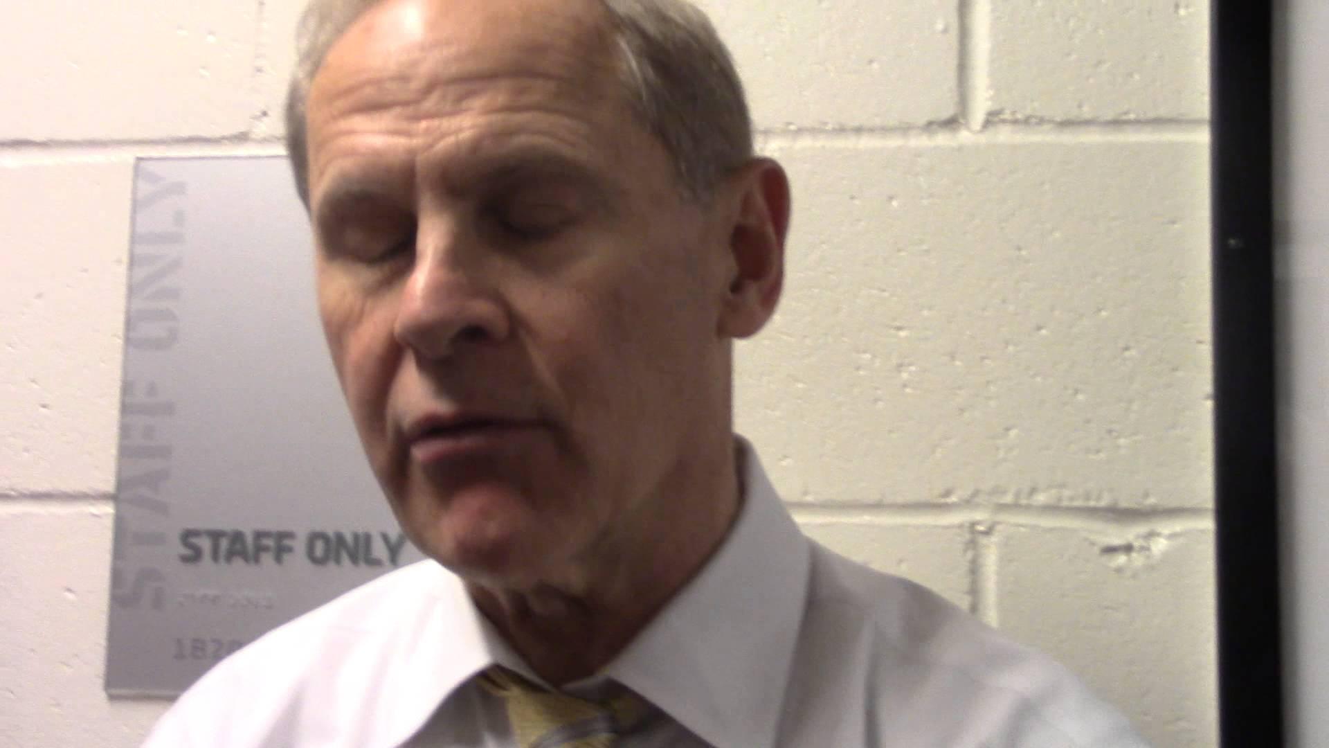 John-Beilein-discusses-Notre-Dame-loss-season-ending