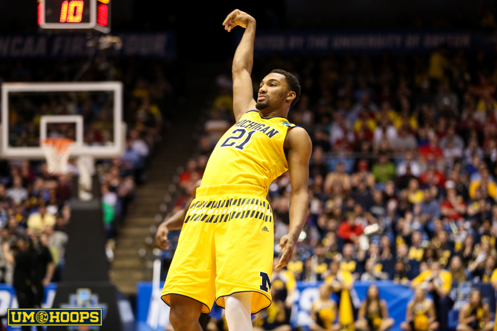 Michigan 67, Tulsa 62-8