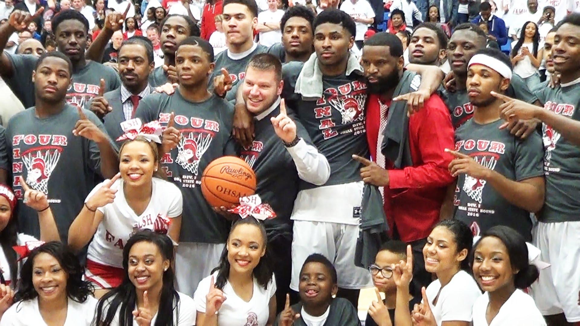 Michigan commitment Xavier Simpson wins Ohio Mr. Basketball