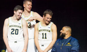 4049bb9f7a2f Michigan to wear 1989 throwback uniforms versus Michigan State