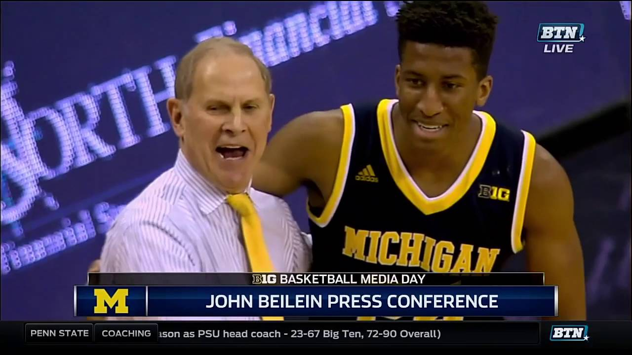 John-Beilein-at-Big-Ten-Media-Day-2016-17