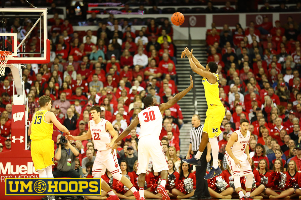 Wisconsin 68, Michigan 64 (2 of 21)