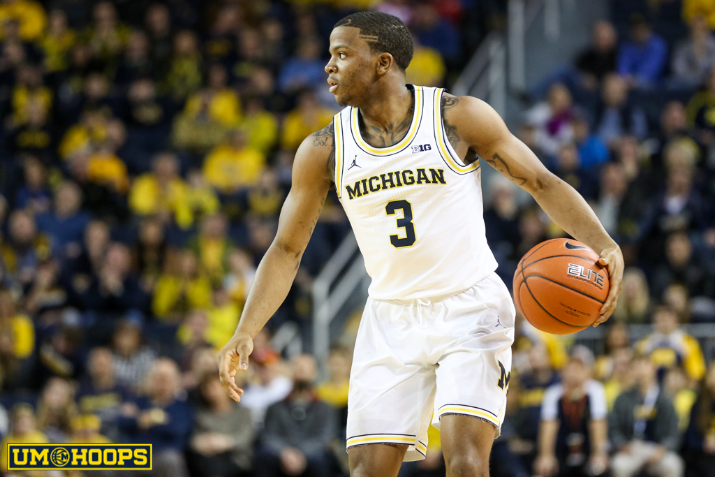 Michigan 91, Nebraska 85-6