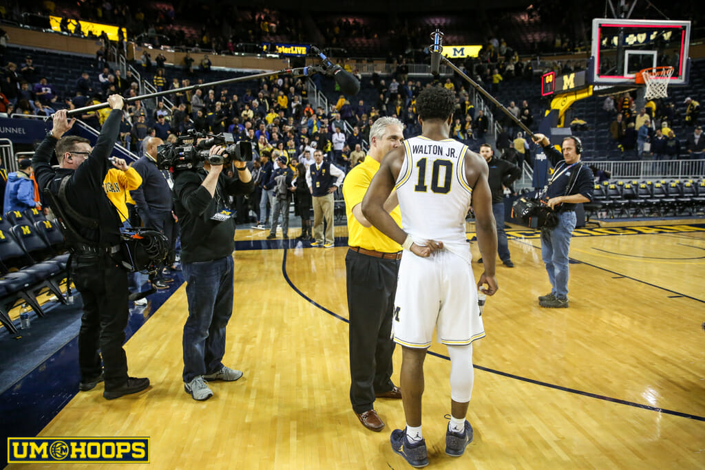 Michigan 82, Purdue 70-31