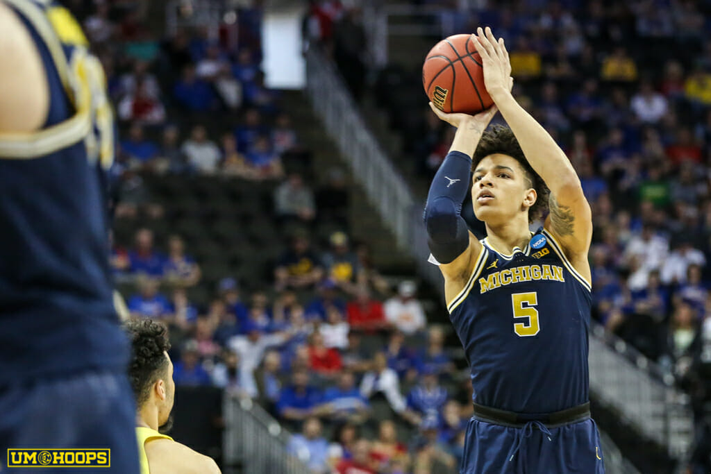 d122b7f54 NBA Roundup  Evaluating DJ Wilson and Moritz Wagner s draft stock ...