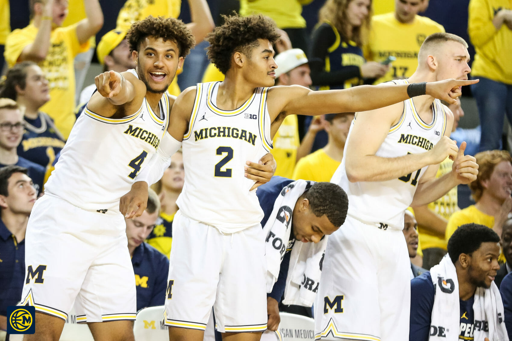 Game 15 Jacksonville At Michigan Open Thread Um Hoops Com