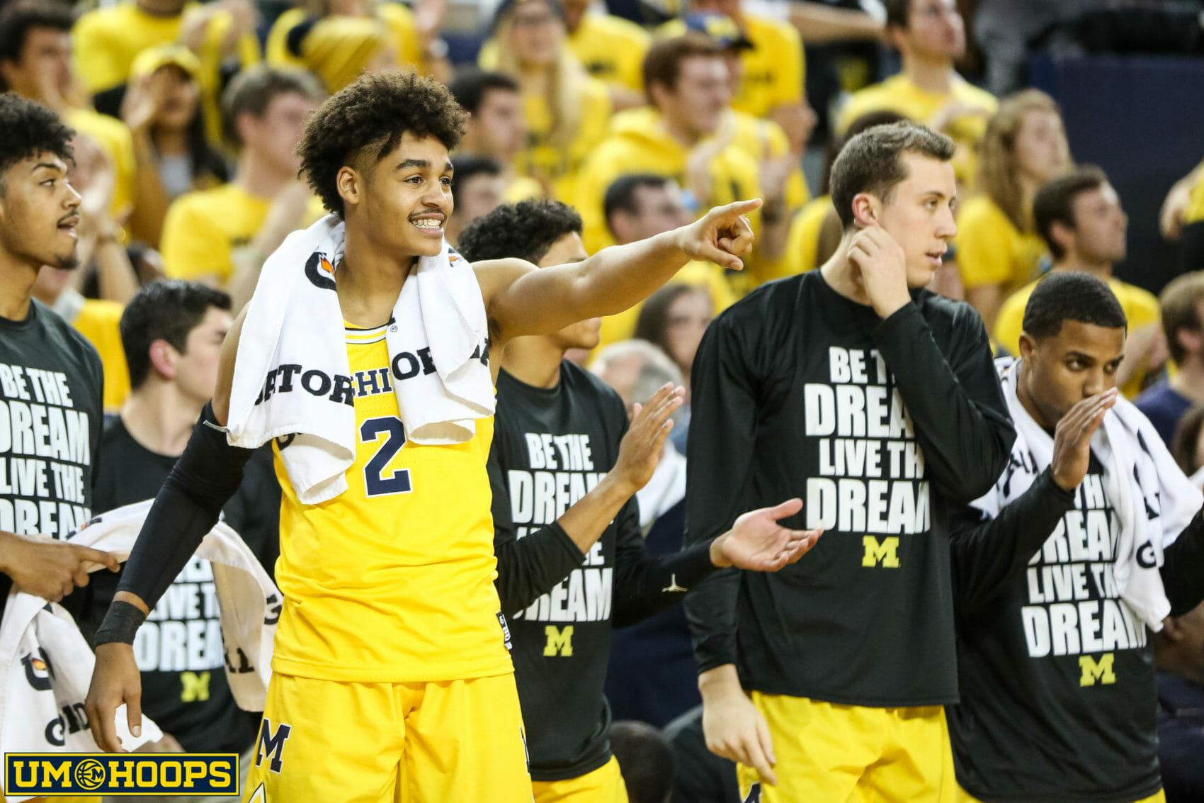 Michigan Announces 2018 19 Basketball Schedule Um Hoops Com