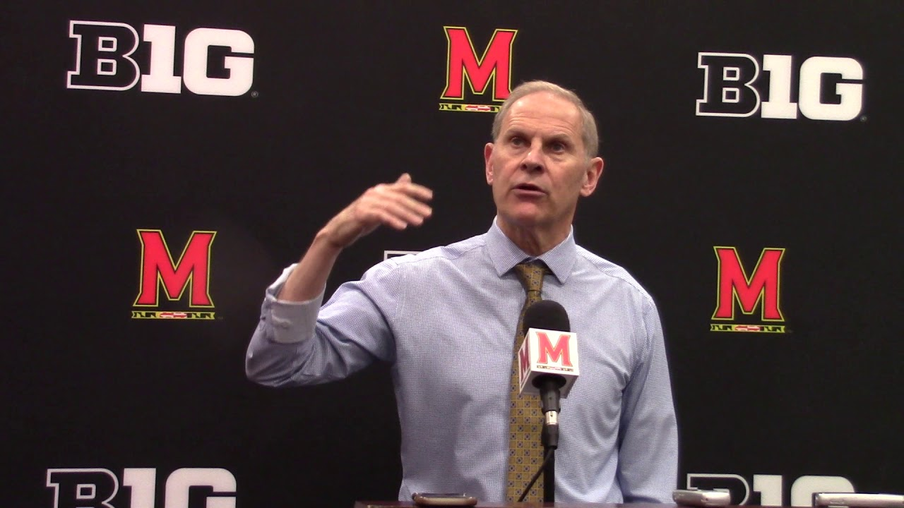 John-Beilein-talks-win-over-Maryland