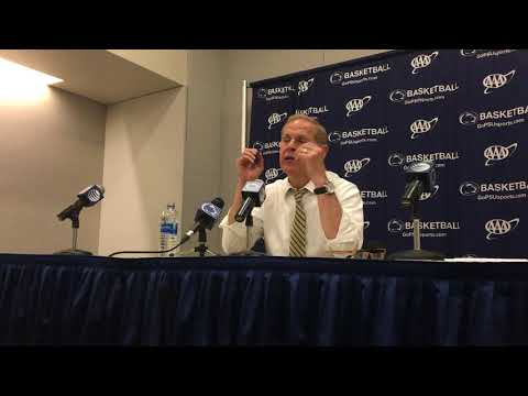 Video: John Beilein recaps win at Penn State