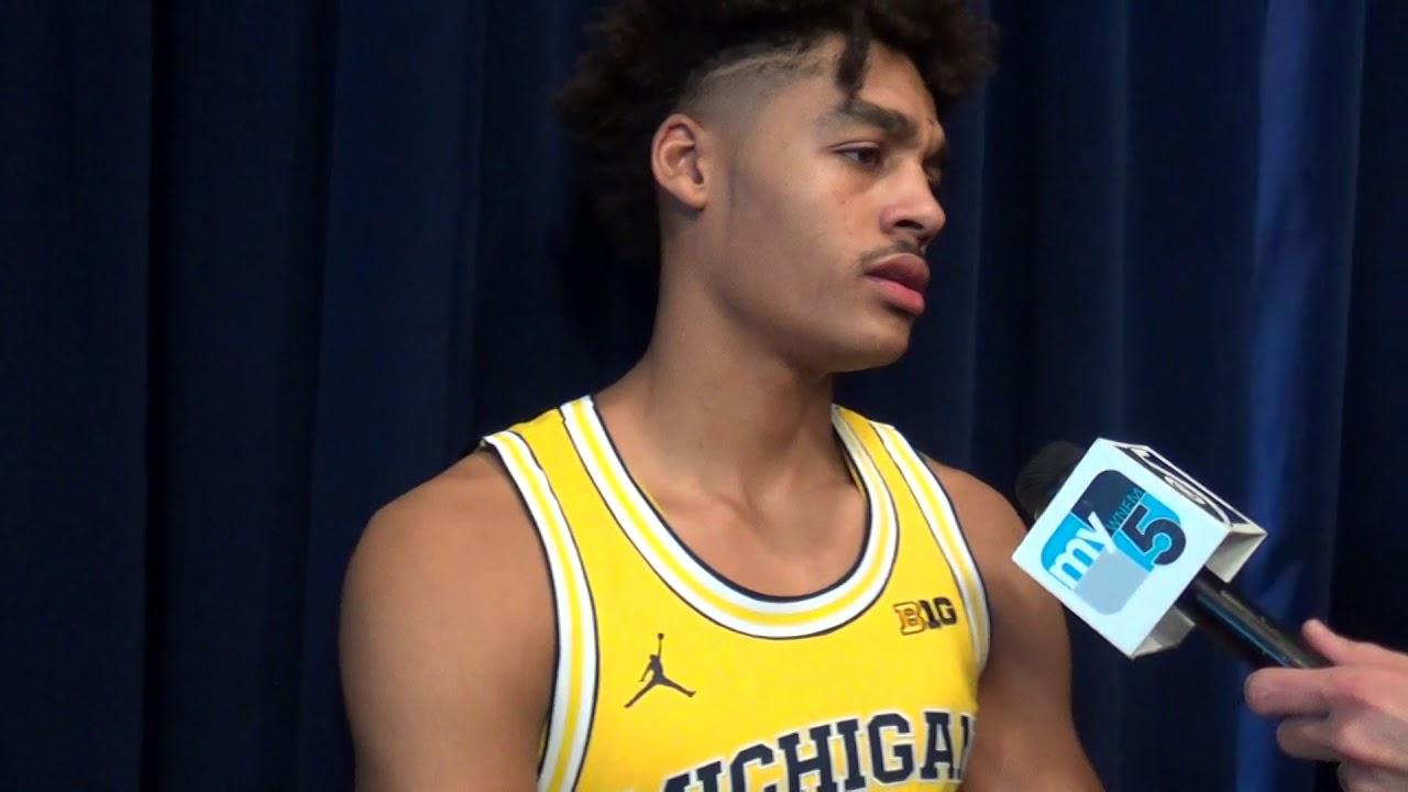 Video: Michigan players talk win over Ohio State